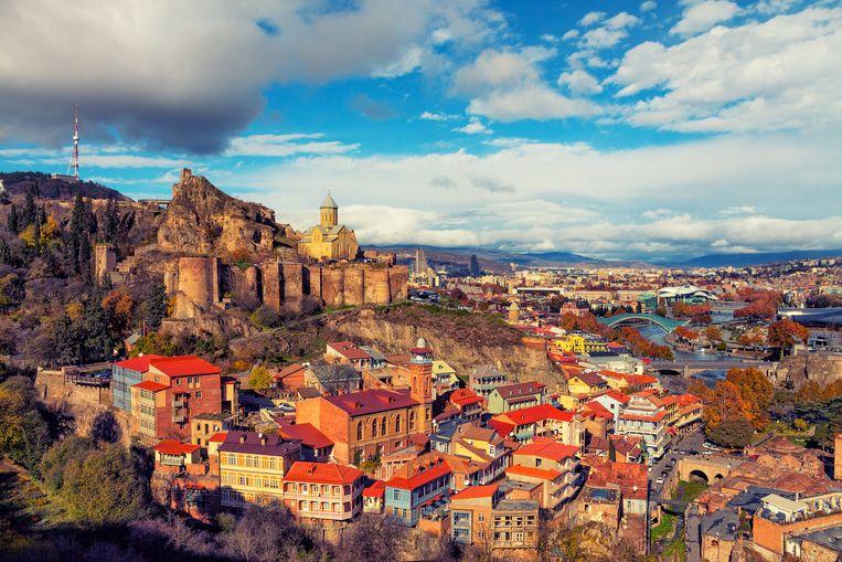 Tbilisi.