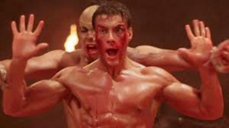 'Kickboxer' Beeld Netflix