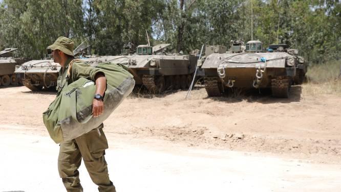 Staakt-het-vuren houdt stand, Netanyahu ziet operatie in Gazastrook als groot succes