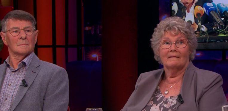 Ouders van Tanja Groen bij 'Humberto' Beeld RTL4