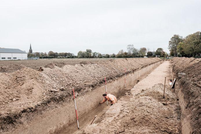 Tijdens archeologisch onderzoek werd ruim twee jaar gelden het bewijs gevonden voor de aanwezigheid van meerdere Romeinse legerplaatsen bij Herwen.
