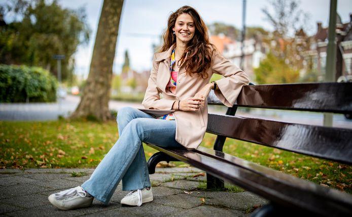 Jacolijn Groesbeek werkte als fulltime model.