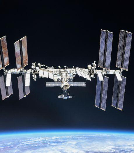 La Station spatiale a manœuvré pour éviter une collision avec un débris