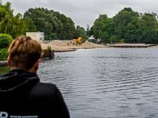 Exit miljonairsvilla, Perridon wil pop up strandtent aan Bergse Achterplas