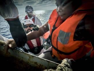 Italiaanse kustwacht redt meer dan 1.500 vluchtelingen voor kust van Libië