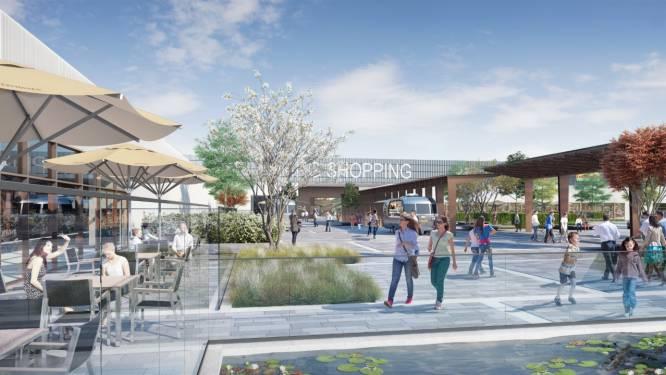 Ring Shopping krijgt grote metamorfose: nieuwe gevel, ruimte voor extra horeca én evenementenplein