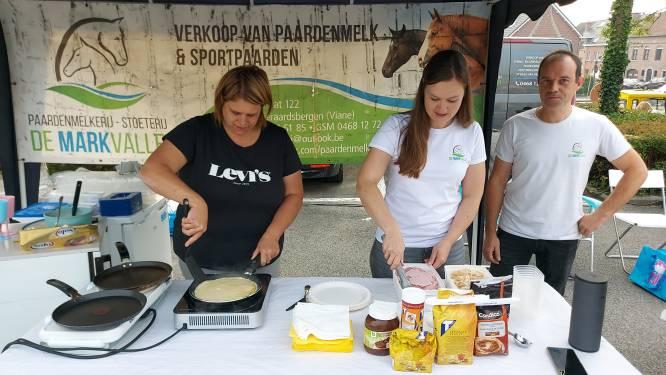 Hoeve-ijs en pannenkoeken van paardenmelk: De Markvallei is meer dan alleen maar stoeterij