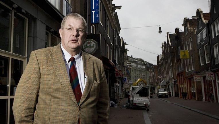 Sjoerd Kooistra. Archieffoto Jan van Breda Beeld