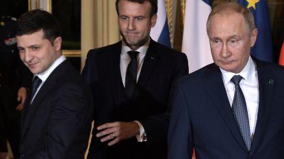 Moskou en Kiev dringen aan op snel staakt-het-vuren in Oost-Oekraïne