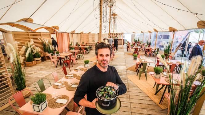 Pop-uprestaurant van Sergio Herman in Zeebrugge helemaal volgeboekt