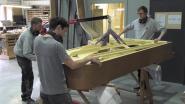 Piano's Maene bouwt voor het eerst unieke eigen concertpiano's