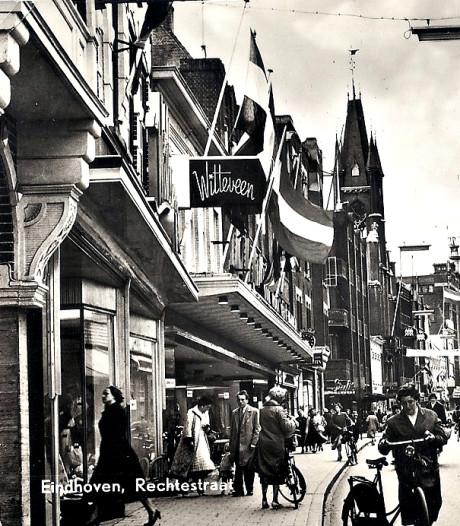 Honderdjarig bestaan van modezaak Witteveen in Eindhoven eindigt in mineur