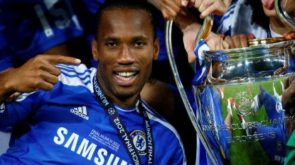 Van antiheld in 2008 tot absolute held vier jaar later: de carrière van afscheidnemende Didier Drogba in cijfers en beelden