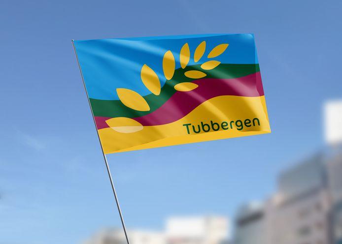 Vlag Tubbergen, optie 2