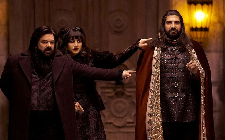 'What We Do In The Shadows' Beeld imdb