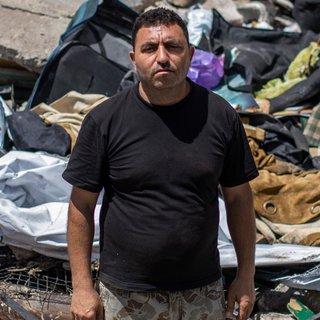 Ahmed overleefde de oorlog in Syrië, om in Beiroet zijn leven opnieuw te zien instorten