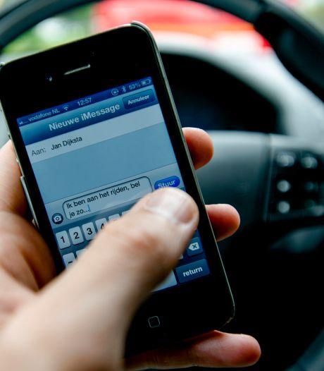 Slimme camera op Buitenring Almere controleert op telefoongebruik achter stuur