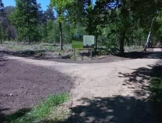 Wandelpad langs Hooibeek opnieuw opengesteld