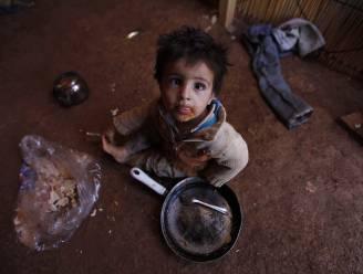 Voedselgebrek dreigt voor Syrische vluchtelingen