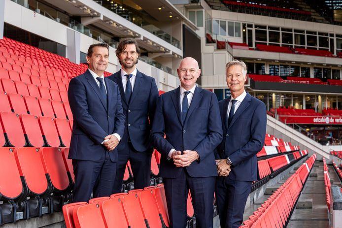 De directie van PSV besloot tot een overeenkomst met 'Koning TOTO'. Daarmee is het 'gokdossier' bij PSV voor jaren van tafel.