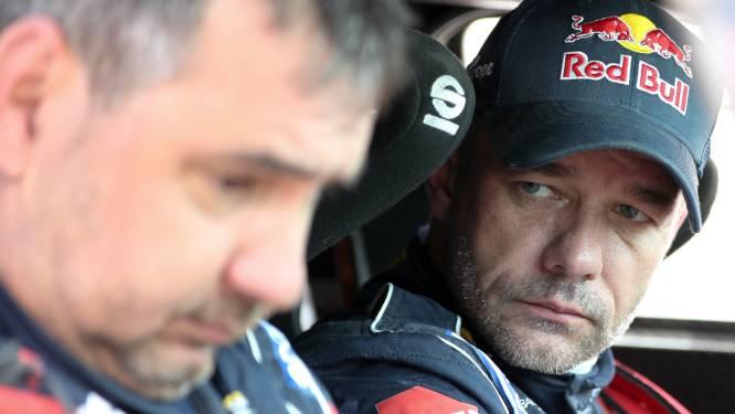 """Rallylegende Loeb stopt samenwerking met copiloot Elena, die ongemeen hard uithaalt: """"Het is één grote rotzooi!"""""""