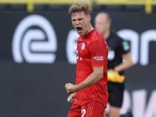 Kimmich, de enige echte 'marathon-man' van Bayern München