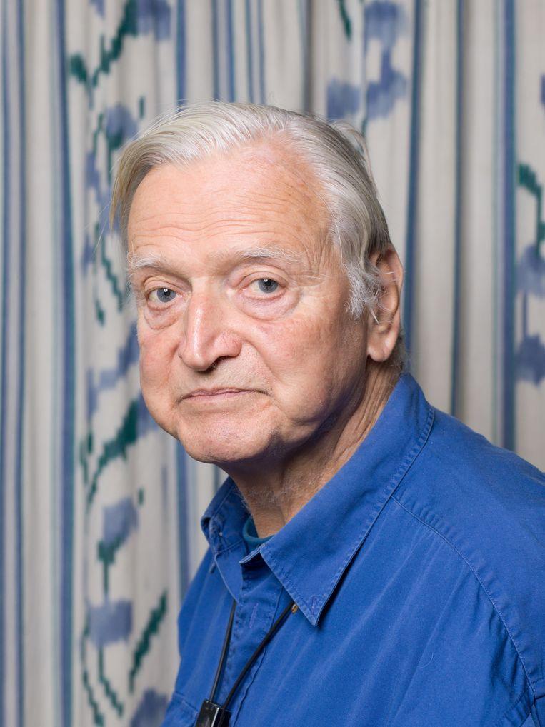 Karel Eykman. Beeld Ivo van der Bent