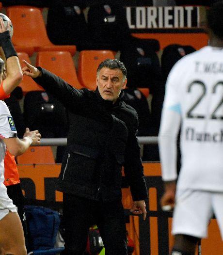 Trainer Lille belooft andere aanpak in return tegen Ajax: 'Nederlaag heeft ons echt geraakt'