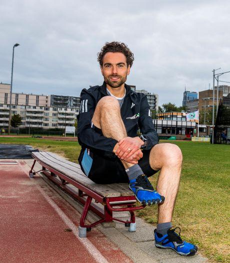 Marco van Etten opnieuw favoriet voor eretitel snelste Rotterdammer in Marathon van Rotterdam
