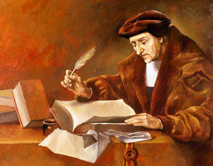 Desiderius Erasmus Roterodamus (1469-1536).