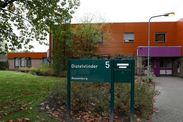 De kliniek Altrecht Aventurijn in Den Dolder heeft sinds deze week een patiëntenstop. De kliniek waar de verdachte van de moord op Anne Faber verbleef zou een te groot personeelsverloop hebben om goede zorg te leveren. Beeld ANP