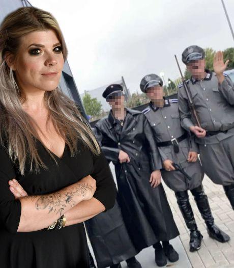 Stuur de nazi-stoerbinken op snuffelstage naar Auschwitz, daarna een maand op strafkamp