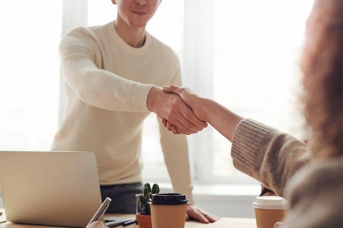 Sommige starters liggen erg goed in de markt en kunnen over hun eerste loon onderhandelen.