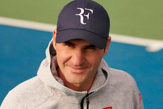 De Zwitserse tennisser Roger Federer op archiefbeeld.