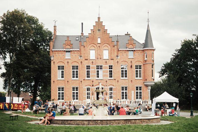 Het kasteel van Kersbeek was tijdens Open Monumentendag toegankelijk voor het grote publiek.