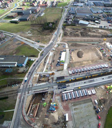Nieuwbouw Helster bij station Elst