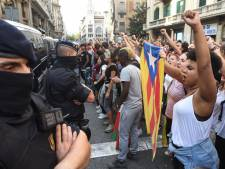 200 agents de la Guardia Civil forcés de quitter leur hôtel près de Barcelone