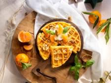 Wat Eten We Vandaag: Chaffles (hartige wafels)