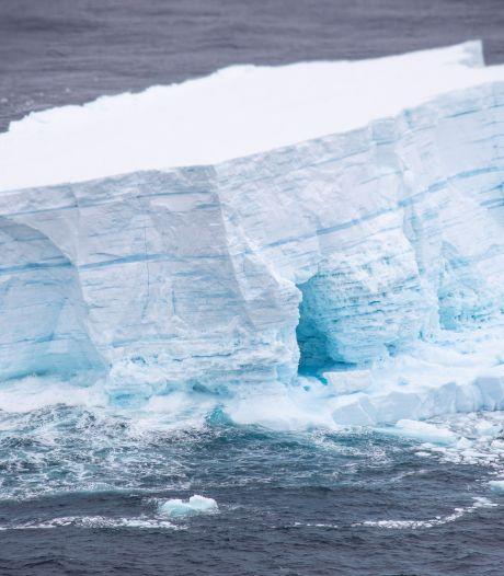 Snelheid waarmee ijs op aarde smelt afgelopen dertig jaar met 57 procent toegenomen