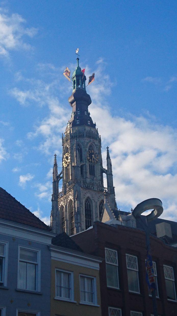 Grote Kerk in Breda.