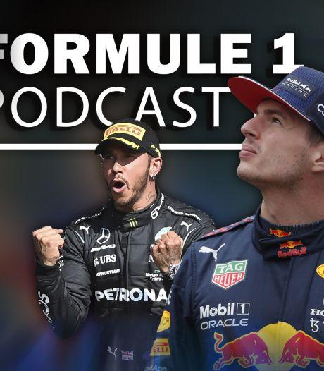 Podcast | 'Cadeau Hamilton werd gretig aangenomen door Verstappen'