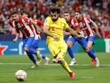 Liverpool wint na rood Griezmann en penalty Salah van Atlético