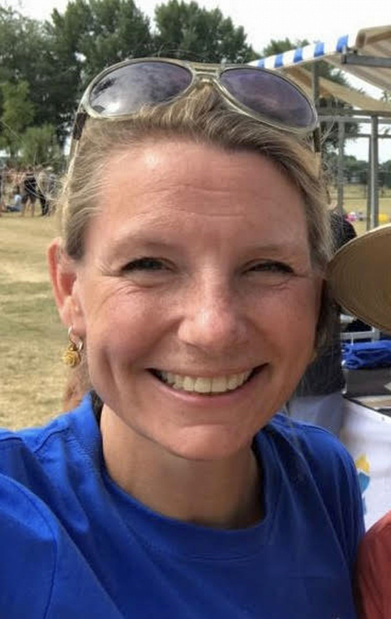 Woordvoerder Nicole van Veldhoven van waterbedrijf Dunea.