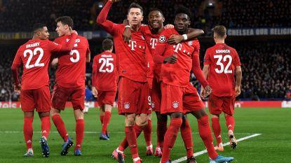 Bayern lijkt weer het oude Bayern