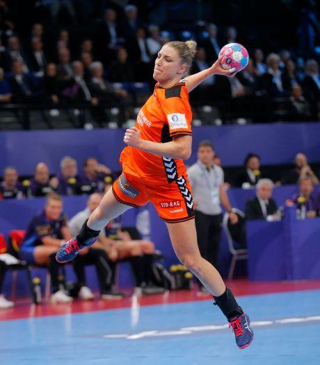 Blessure Nycke Groot nieuwe tegenvaller voor handbalsters richting Spelen