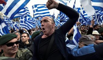 'Als we akkoord gaan met Noord-Macedonië, smelt de geschiedenis weg'