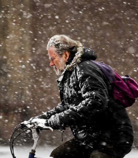 Koning Winter laat zich tóch nog even zien: woensdag lokaal kans op sneeuw
