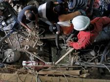 Elf mijnwerkers al dagenlang vast in illegale Colombiaanse goudmijn