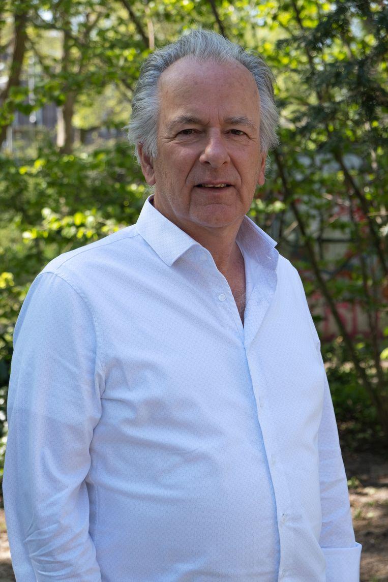 Ariejan Korteweg, parlementair verslaggever voor de Volkskrant. Beeld Sabine van Wechem