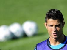 Le doigt d'honneur de Cristiano Ronaldo (vidéo)